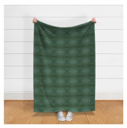 Lakenvelder Throw Blanket